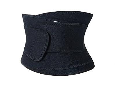 Danmall Waist Trimmer Waist Trainer for Women&Men Weight Loss Plus Size Cincher Sport Girdle Slimming Corset Trimmer Belt