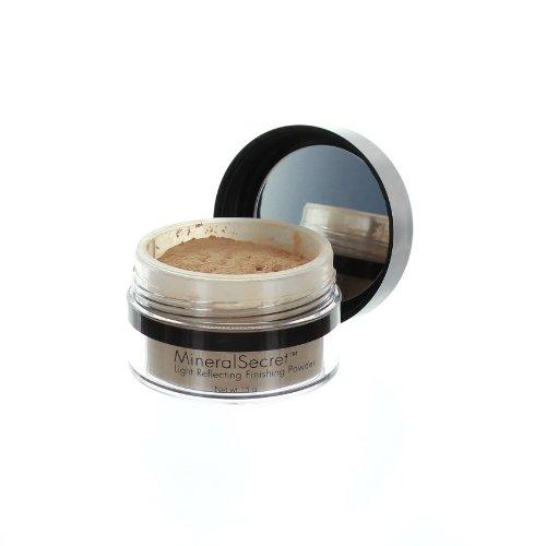 Sorme Cosmetics Mineral Secret Loose Powder, Medium, 0.53 Ounce - Sorme Cosmetics