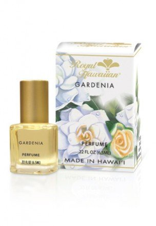 Royal Hawaiian Gardenia Perfume - 0.22 fl. - The Center Hawaiian Royal