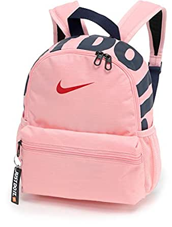 Nike Unisex-Child Backpack, Coral/Red - Ba5559-697