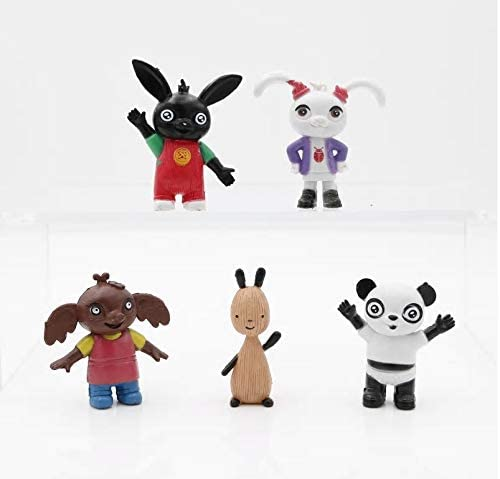 BING Set 4 Personaggi grandi 10cm circa