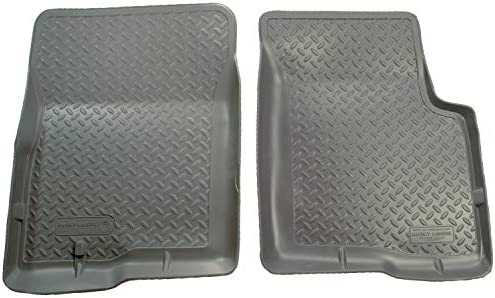 Husky Liners – 33712 Fits 1998-04 Ford Ranger SuperCab/Standard Cab Classic Style Front Floor Mats Grey