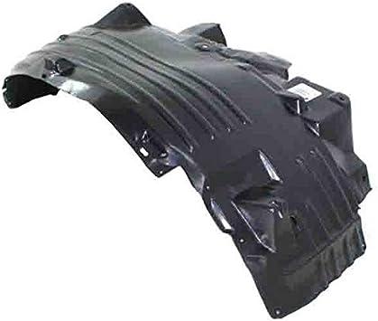 for Nissan Titan NI1249107 2004 to 2013 Front, RH New Fender Splash Shield