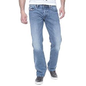 Diesel Men's Larkee Regular Straight Leg Jean 0800Z