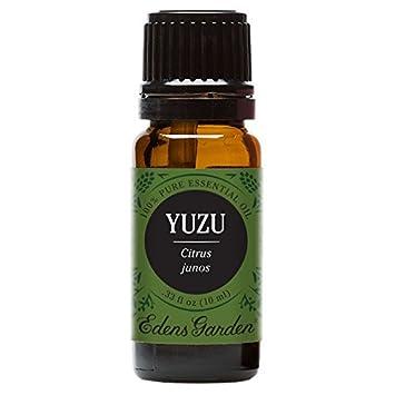 amazon com edens garden yuzu essential oil, 100% pure therapeutic