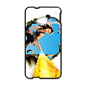 HTC One M7 Cell Phone Case Black Charlie's Angels D2308089