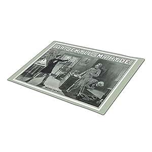 ZeroByte Vintage Monogrammed Door Mat Monster Unique Doormats