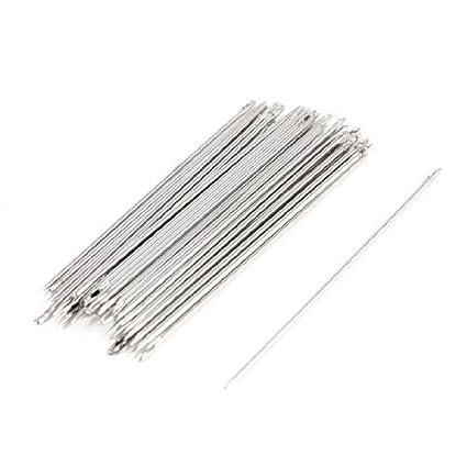 Amazon.com: Saco embalaje del bolso de costura Agujas 1, 7 ...