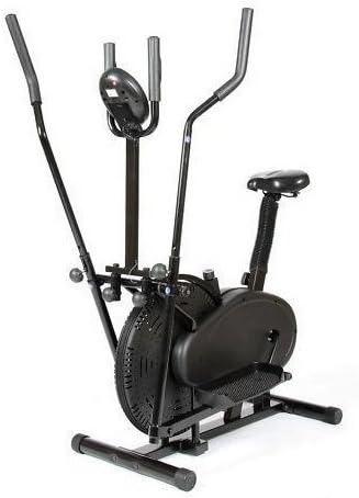 Bicicleta eliptica Cross trainer con Silla 4 En 1 GM Sport 925 ...