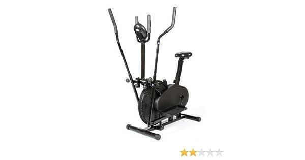 Bicicleta eliptica Cross trainer con Silla 4 En 1 GM Sport 925: Amazon.es: Deportes y aire libre