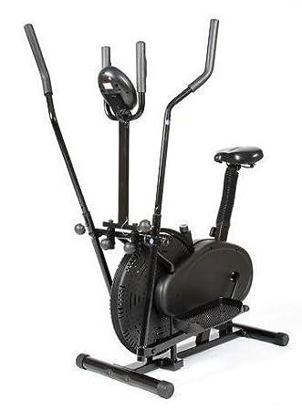 Bicicleta eliptica Cross trainer con Silla 4 En 1 GM Sport 925