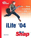 ILife '04 in a Snap, Jinjer Simon, 0672325772