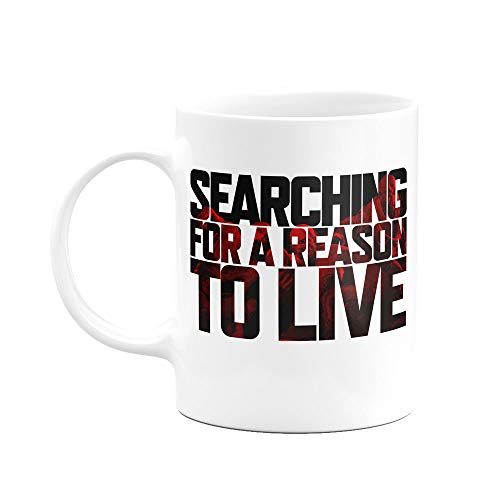 Caneca Days Gone Searching Reason
