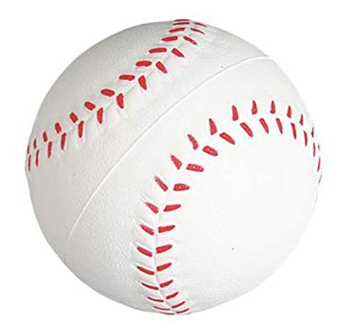 Baseball Stress Ball - (24) 2.5