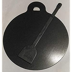 Iron dosa tawa 10 INCH ( 900g ) with Turner