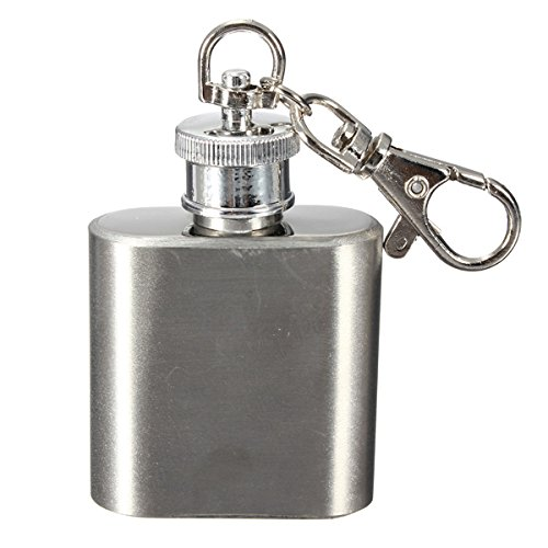 Outdoor Picnic & Bbq - Outdoor Camping Traveling Portable 1oz Mini Stainless Wine Pot - Mini Wine - 1PCs