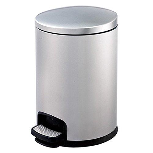 silver bullet trash can - 7