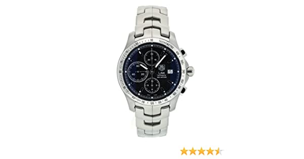 1e08e838bb3d Amazon.com  TAG Heuer Men s CJF2110.BA0594 Link Automatic Chronograph  Watch  Tag Heuer  Watches