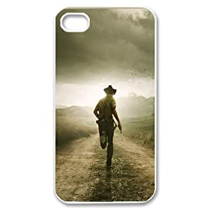 Printed Quotes Phone Case The Walking Dead For iPhone 4,4S Q5A2113350