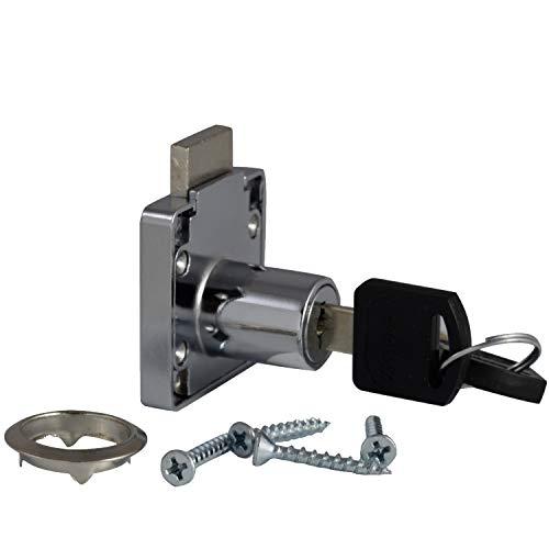 Desunia Office Desk Lock for Drawer & Door - 3/4