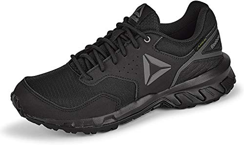 Reebok Men's Ridgerider Trail 4.0 GTX Fitness Shoes, Multicolour (Black/Grey 000), 10 UK