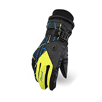 Amazon.com: Winter Gloves Cold Weather Windproof Thermal