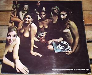 Electric Ladyland(2 LP vinyl rare nude cover) (Electric Ladyland)