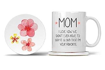 Amazon Com Moms Coffee Mug Funny Novelty Mom Ceramic Mugs 11oz