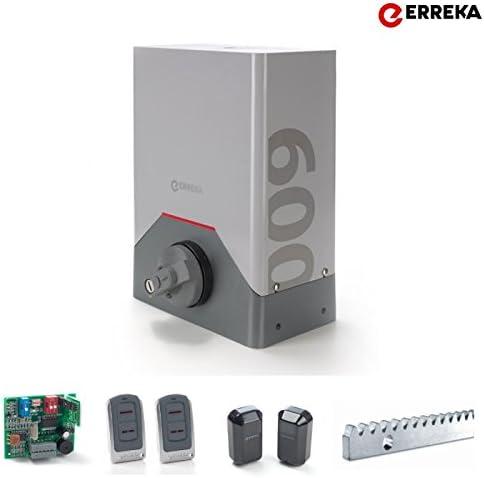 Motor Erreka Kit para Puerta Corredera RINO1000 hasta 1000Kg ...