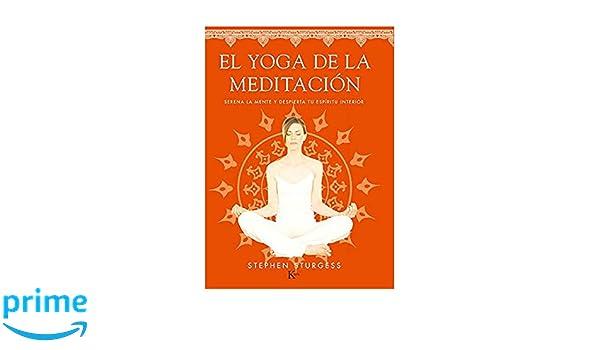 El Yoga De La Meditación (Biblioteca de la Salud): Amazon.es ...