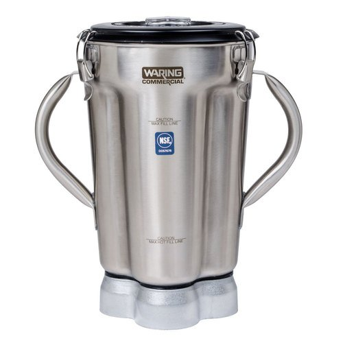 (Waring CAC72 One Gallon Replacement Container for Commercial Blender 800-047 or 800-133)