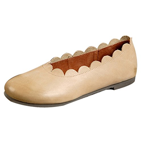 Aprikose Bailarinas marrón Piel de mujer claro MatchLife para 04F6H