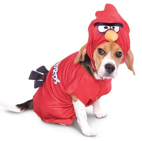 Angry Birds Red Bird Pet Costume -