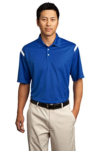 Homme Homme Classique Multicolore Chemise Varsity Polo Nike Manches white Royal Royal Royal Col Courtes Pq0YawptU