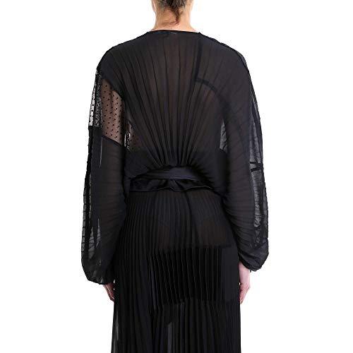Poliéster E18t11l13910 Blouse Mujer Lucille Negro txw1Ravq