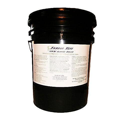 Concrete floor sealer amazon enduraseal 100 acrylic wet look semi gloss concrete sealer solvent base 5 gallon tyukafo