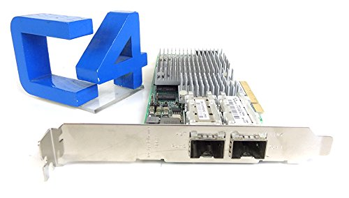 HP NC522SFP Dual Port 10GbE Server Adapter (468332-B21)