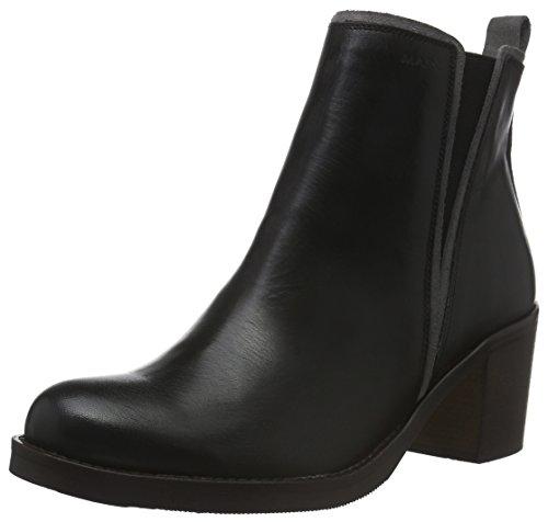 Marc Comb Leggera Bassi Donna Con Nero Shoes black Savona Stivali 00007 Imbottitura vqwTFvrYn