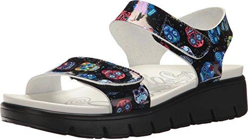 (Alegria Womens Playa Sugar Skulls Sandal - 36)