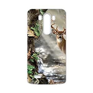 Hall stream Deer Fahionable And Popular High Quality Back Case Cover For LG G3