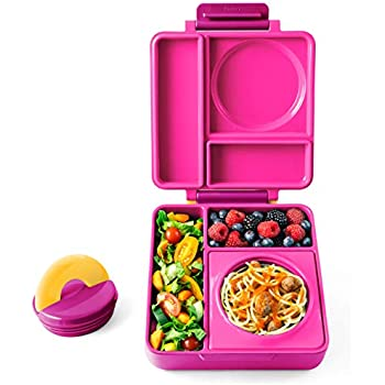a2264c31f7eb Amazon.com: NUOMI Heat/Cold Insulated Lunch Box Containers Leakproof ...