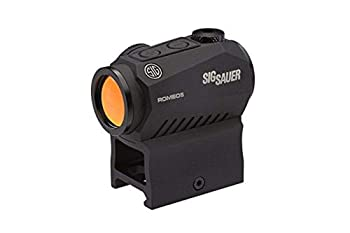 Sig Sauer SOR50000 Romeo5 1x20mm Compact 2 Moa Red Dot Sight