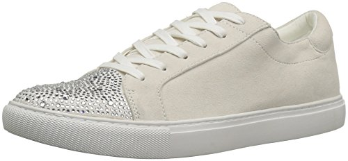 Kenneth Cole New York Women's Kam 2 Fashion Sneaker, White, 7.5 M US