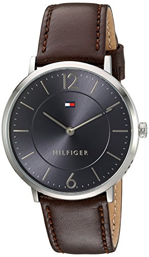 Tommy Hilfiger Sophisticated Stainless Leather