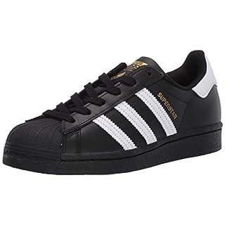 adidas Originals Men's Superstar Shoe Running Core Black/Footwear White/Core Black, 10.5 D(M) US