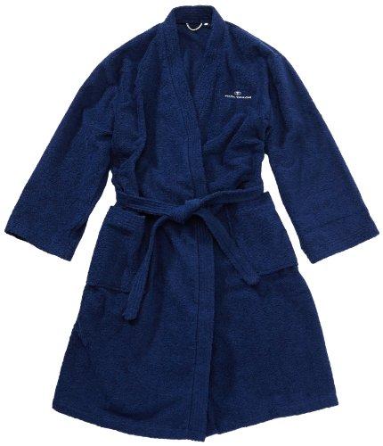 Tom Tailor 100300/900/700 - Albornoz con forma de kimono, color azul azul marino