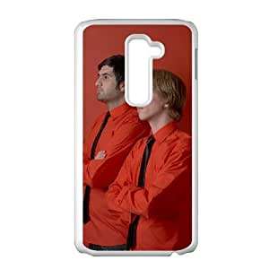 LG G2 Cell Phone Case Covers White Digitalism Gnzy