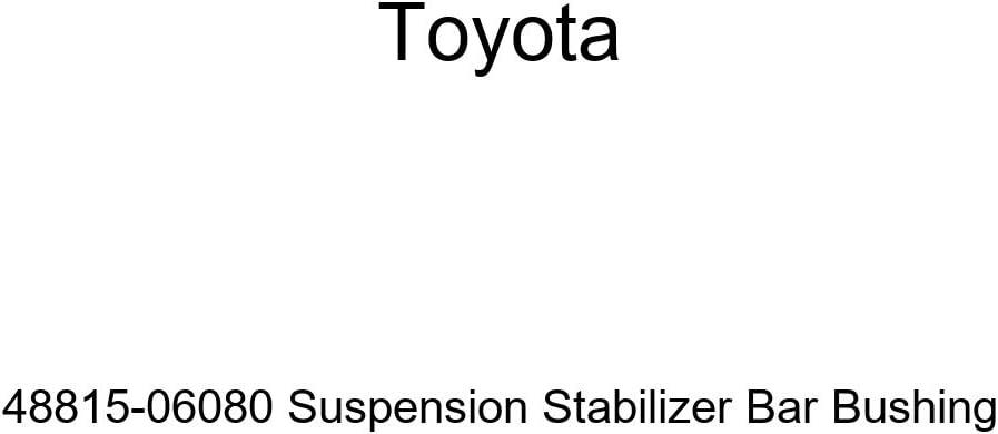 Toyota 48815-06080 Suspension Stabilizer Bar Bushing