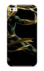 4189654K69390311 Premium iron Fist Case For Iphone 5c- Eco-friendly Packaging