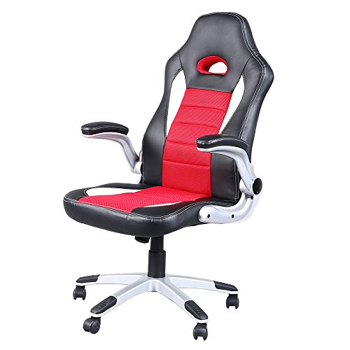 41K2xCRFSyL - Video-Game-ChairHome-Office-Chair-C-Shaped-Wheelchair-High-back-Computer-Ergonomic-Design-Racing-Chair-Gaming-Swivel-Chair-With-Armrest-for-Adults
